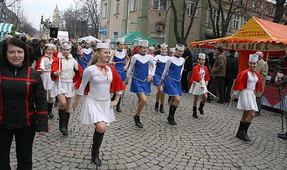 фестиваль біле вино в Берегово