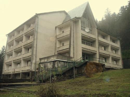 санаторій Верховина в Соймах