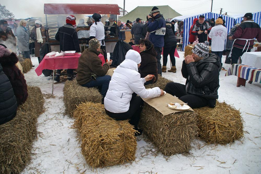 фестиваль різників свиней