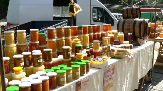 фестиваль вина та меду в ужгороді