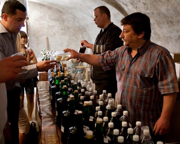 фестиваль вина ужгород