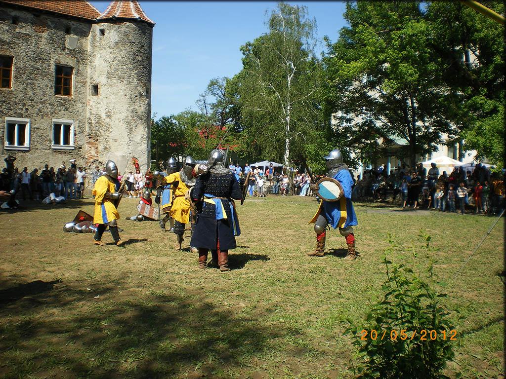 фестиваль рицарів закарпаття
