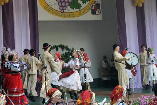 фестиваль угочанська лоза