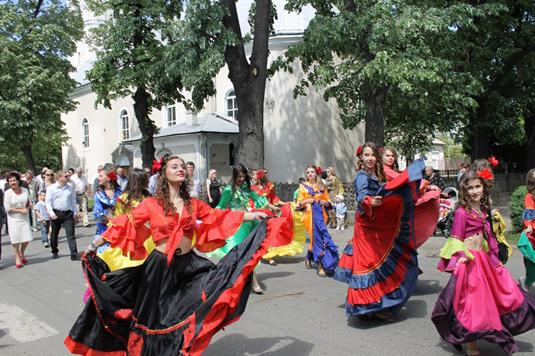 фестиваль угочанська лоза Виноградово