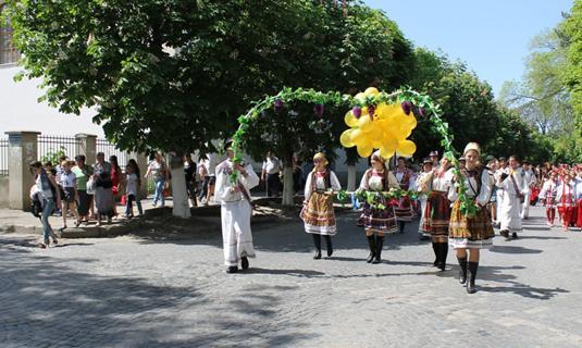 фестиваль угочанська лоза у Виноградові