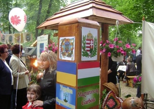 фестиваль вина в Виноградові
